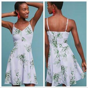 🆕NWT lilac floral Larke Isobel Swing Dress